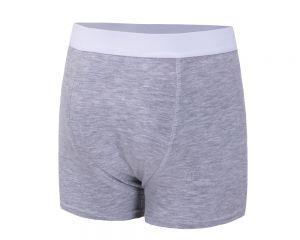 Inkontinenzhose Jungen stone grey ActivePro 2