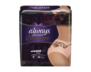 always Discreet Boutique Inkontinenz Pants Plus
