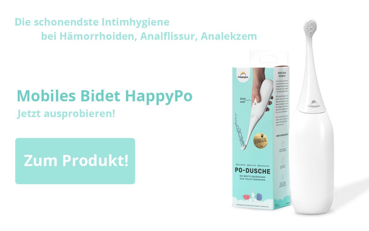 Mobiles Bidet HappyPo