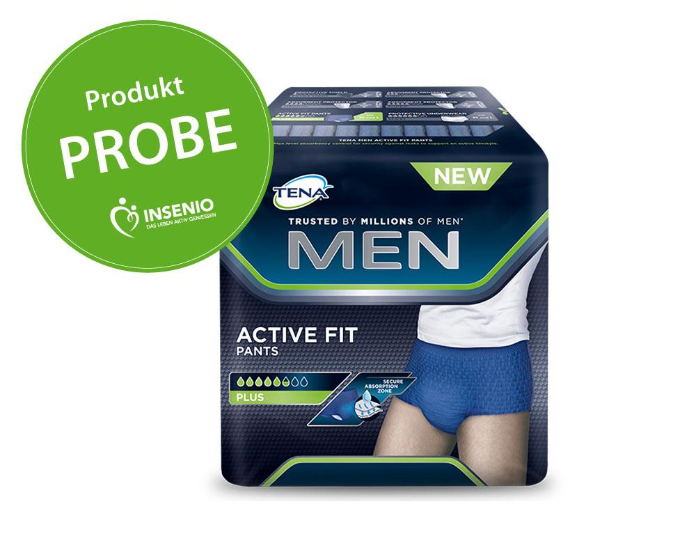 Probe Tena Men Active Fit