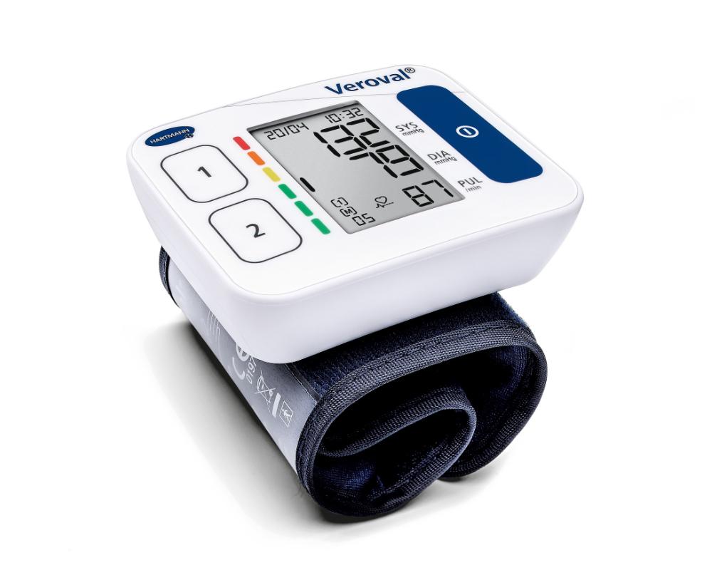Veroval Compact Handgelenk-Blutdruckmessgeraet 1
