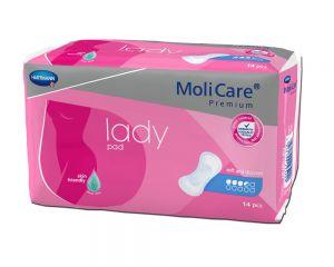MoliCare Premium lady pad 3.5 Tropfen