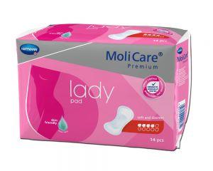 MoliCare Premium lady pad 4 Tropfen