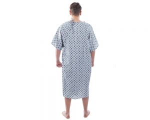 Suprima 4060 Pflegehemd Kurzarm 2