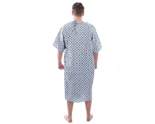 suprima 4060 Pflegehemd Kurzarm