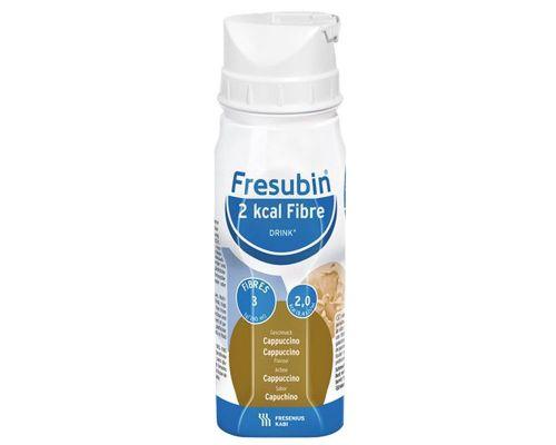 Fresubin 2 kcal Fibre DRINK Cappuccino 6x4x200 ml