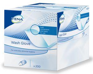 TENA Wash Glove Waschhandschuhe ohne Folie