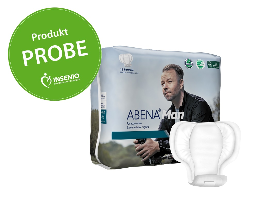 Produktprobe Abena Man Premium Formular 0 / 1 / 2