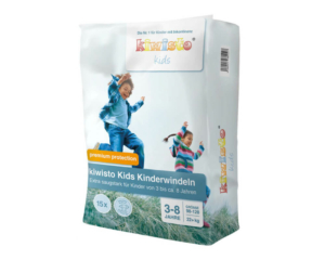Kiwisto Kids Premium Protection Windel