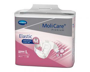 Molicare Premium Elastic 7 Tropfen Größe L