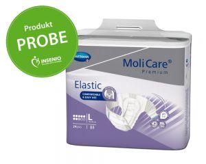 Molicare Premium Elastic 8 Tropfen Probe Muster