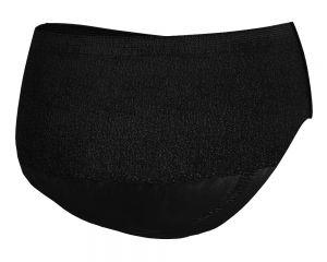 TENA Silhouette Normal Noir hinten