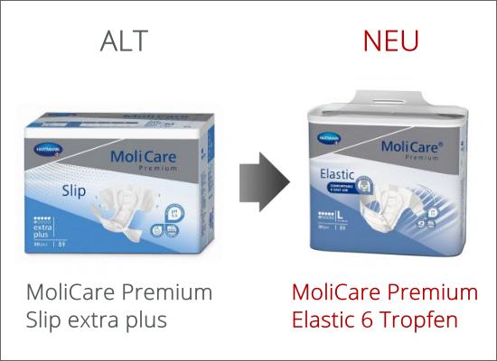 MoliCare Elastic 6 Tropfen