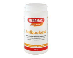 Megamax Fit & Vital Aufbaukost Neutral