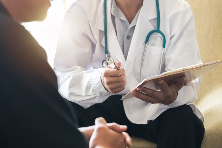 Erektion beim hautarzt